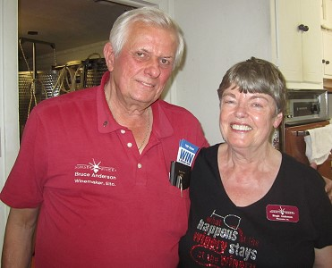 Sunset Winery - owners