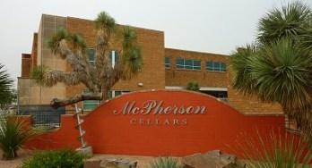McPherson - outside