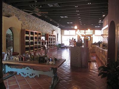 Wedding Oak Winery - inside