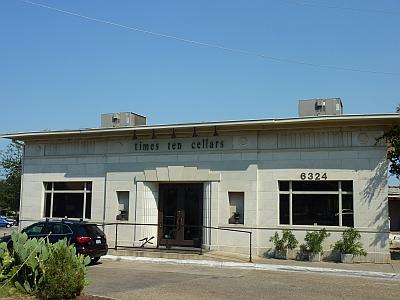 Times Ten Cellars - outside