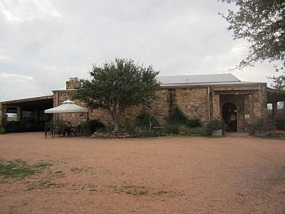 Torre - outside
