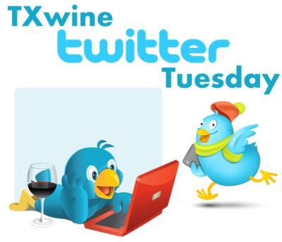 TXwine Twitter Tuesday