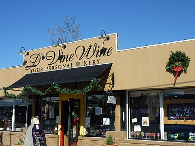 D'Vine Wine - Fredericksburg