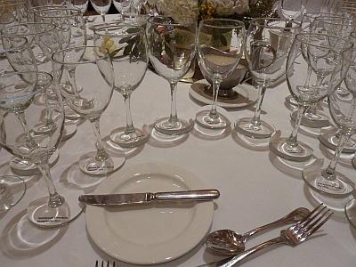 TWGGA Conference - glassware