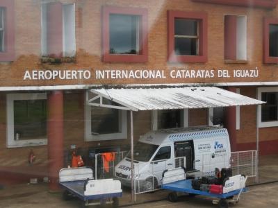 Puerto Iguazu Airport