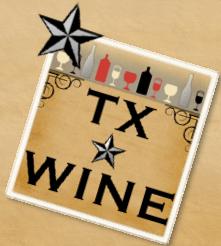 TX Wine Passport - stamp