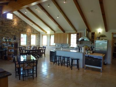 Moravia Vineyard & Winery - inside