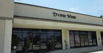 D'Vine Wine Beaumont - outside
