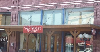 96 West - outside