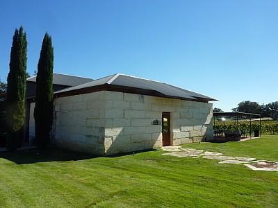 Stone House - outside