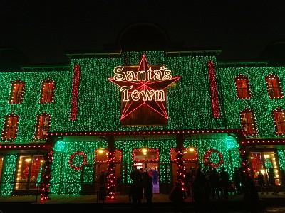 Wonderland Winery - Santa's Town