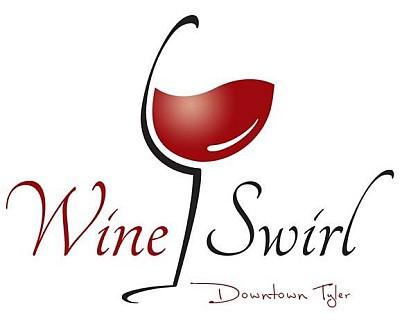 Downtown Tyler Wine Swirl