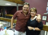 Bill and Becky Gayle of Caney Creek Winery