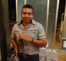 Arnulfo Perez of Los Pinos Ranch & Vineyards