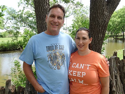 Brian and Kimberly Scalf