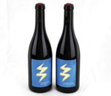 Lightning Wine bottles