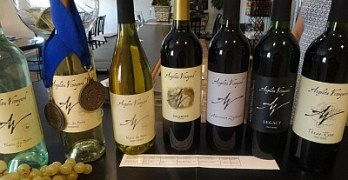 Angelita Vineyard and Winery - wines