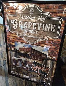 Messina Hof Grapevine Winery