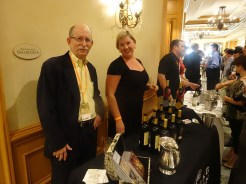 Bob Young and Jennifer Beckmann - Bending Branch Winery