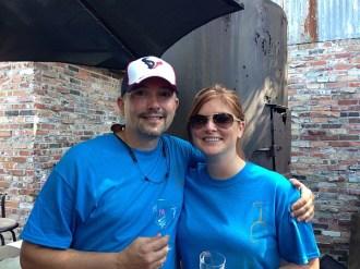 Michael and Dana Kelly
