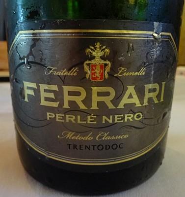 Ferrari Perlé Nero