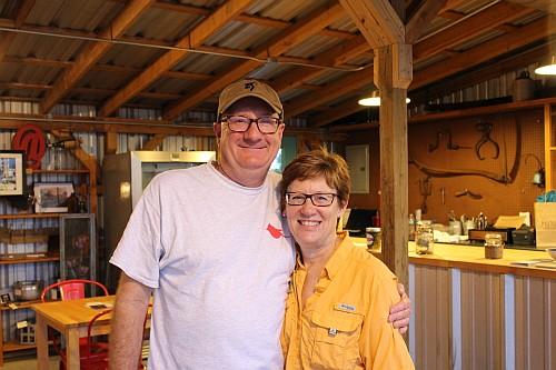 Randy and Lynne Majek
