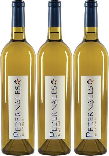 Pedernales Cellars white wines