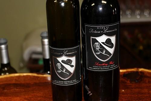 Wines of Doston-Cervantes - wines