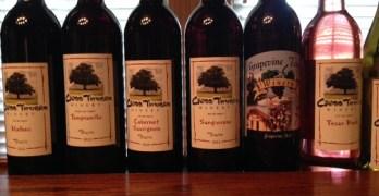 Cross Timbers wine