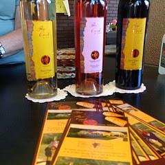 Flat Creek wines
