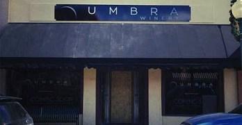 Umbra Winery - outside
