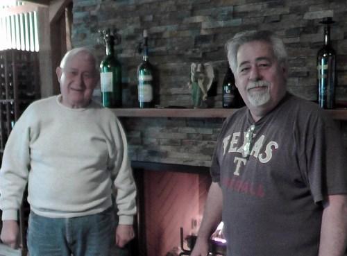 Andy and Joe Anselmo
