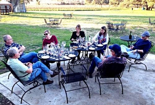 Group tasting
