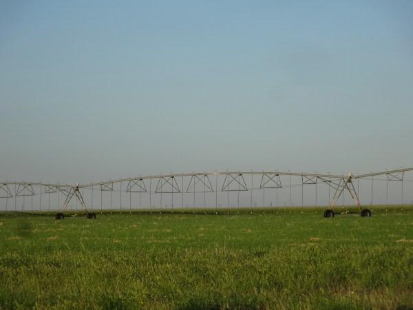 Row Crop Irrigation