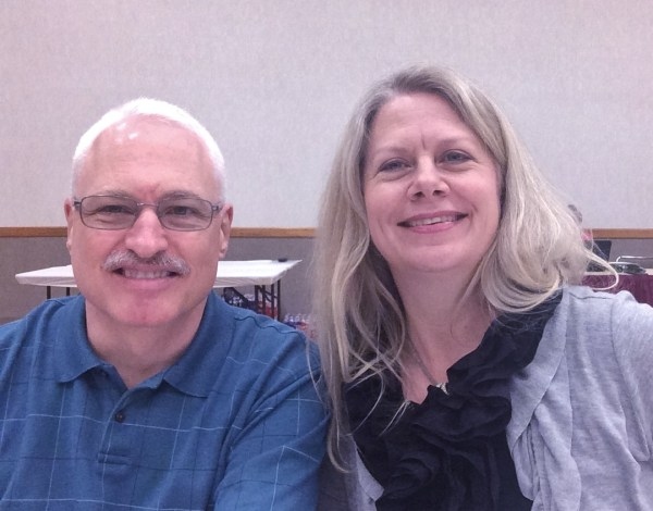 "Jeff Cope and Krista ""KK"" Hartman"