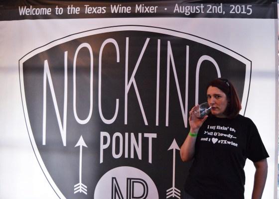 Nocking Point Texas Mixer