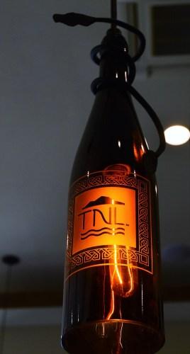Torr Na Lochs light
