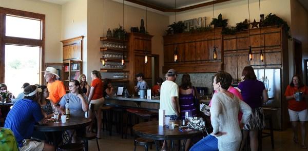 Torr Na Lochs - tasting room