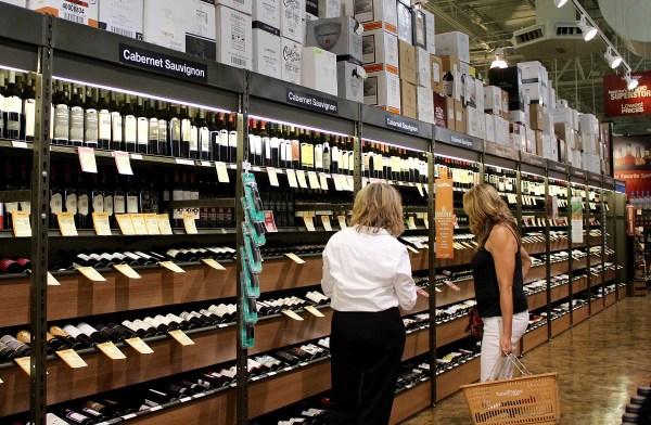 Total Wine helpful staff