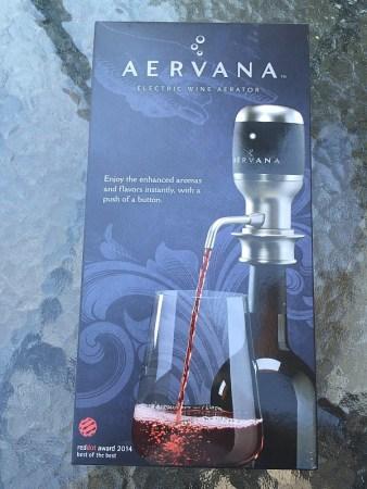 Aervana box