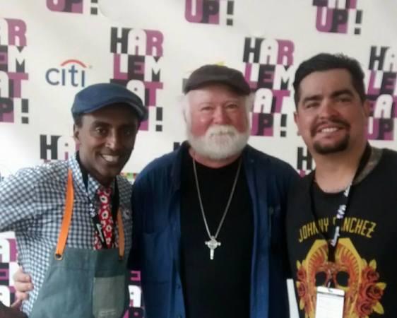 Chef Marcus Samuelsson, Don Pullum, Chef Aaron Sanchez