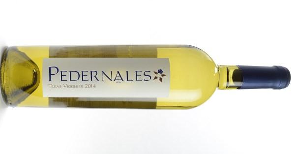 Pedernales Viognier 2014