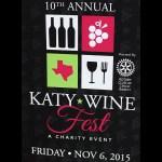 2015 Katy Wine Fest