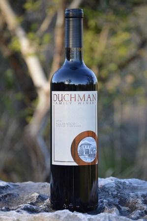 Duchman Aglianico 2011 bottle