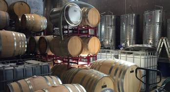 Lewis Wines production