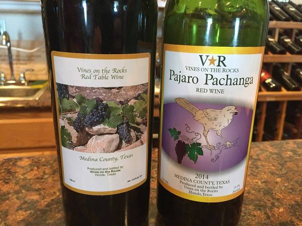 Same wine but different labels