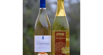 Kuhlman Hensell and Lost Oak Sweet Moscato featured