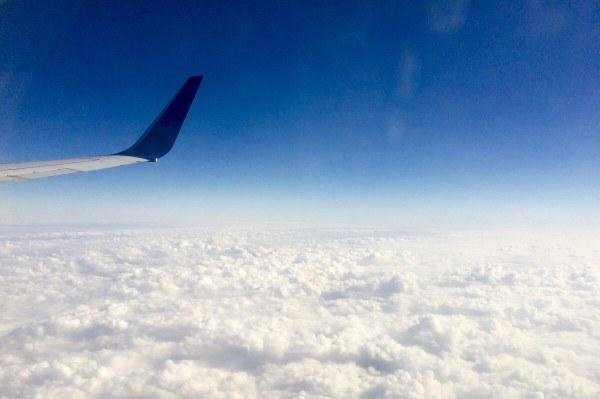 Flight to Bordeaux