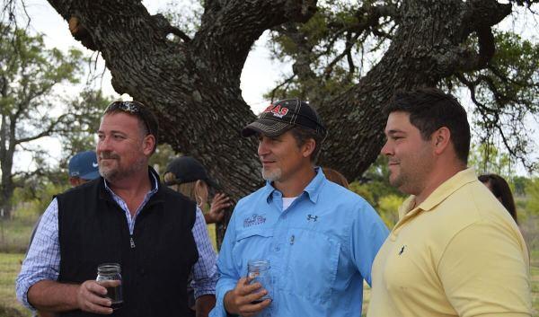 Mark Watson, Dan McLaughlin, Brock Estes