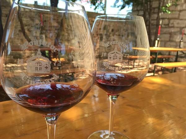 Pontotoc Vineyard
